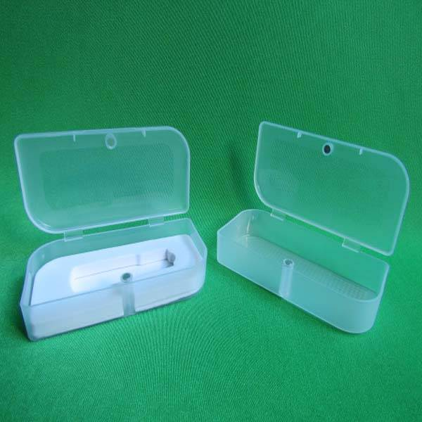 plastic clear pp rectangle gift usb packaging boxes