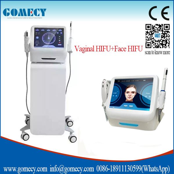 Anti-wrinkle hifu vaginal tightening machine with Good price Hifu machines