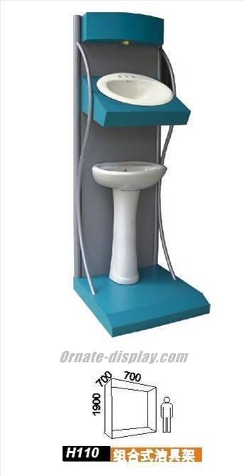 Bathroom Sanitary Rack