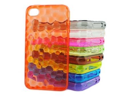 Crystal Case cover for iPhone 4/4S