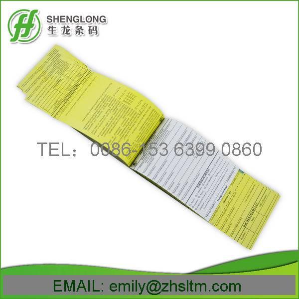high quality triplicate invoice books
