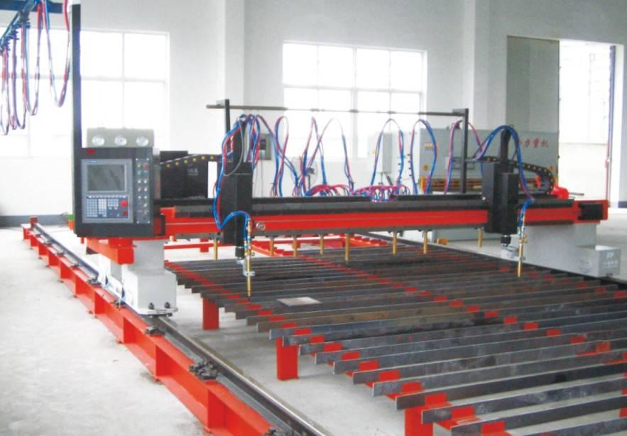 Standard CNC 9+2 cutting machine