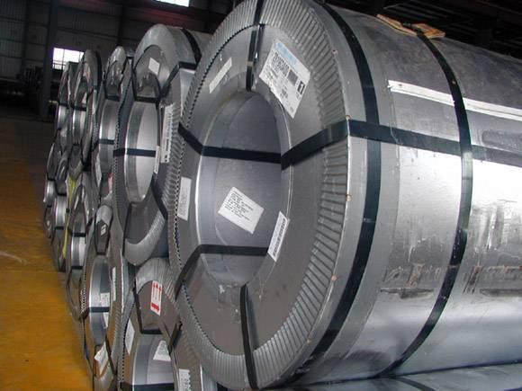 Galvanzied steel coils