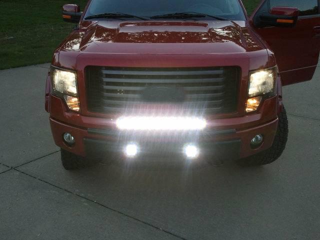 CREE LED Light Bar High Power 240W
