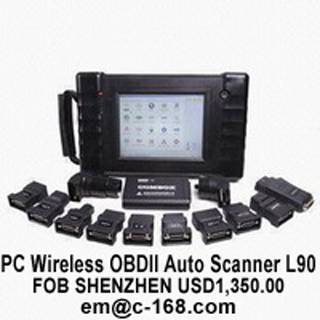 Sell  PC wireless auto scanner L90