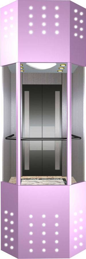 Panoramic Elevator HM-532