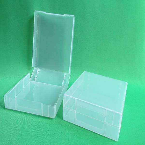 high quality plastic pp blank packaging boxe with factoty price