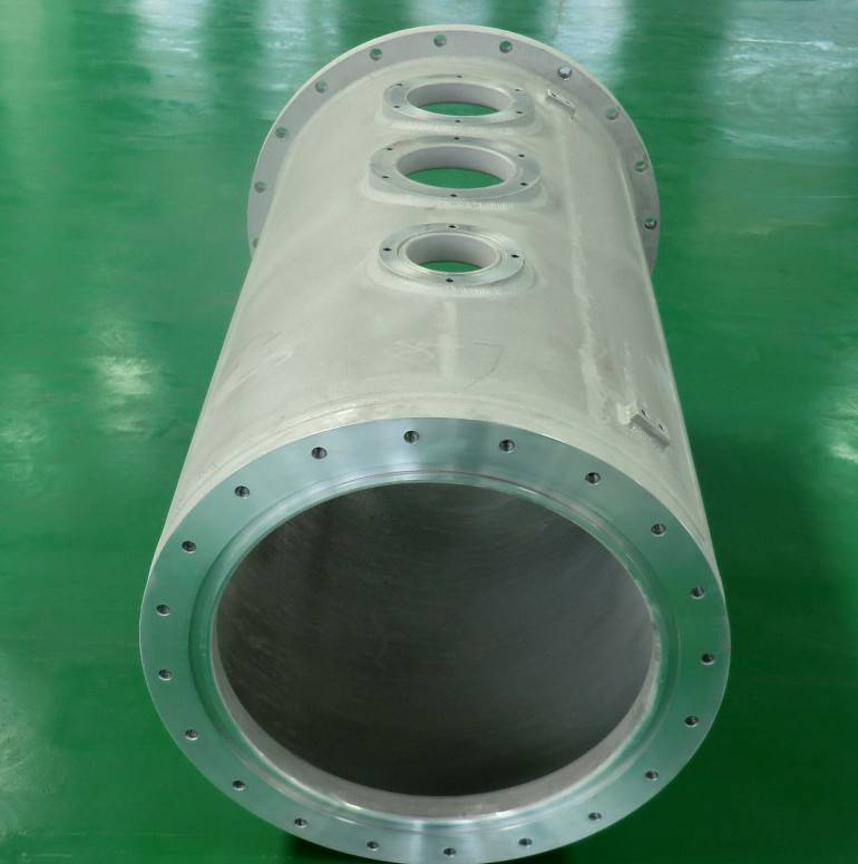 aluminum alloy GIS tank