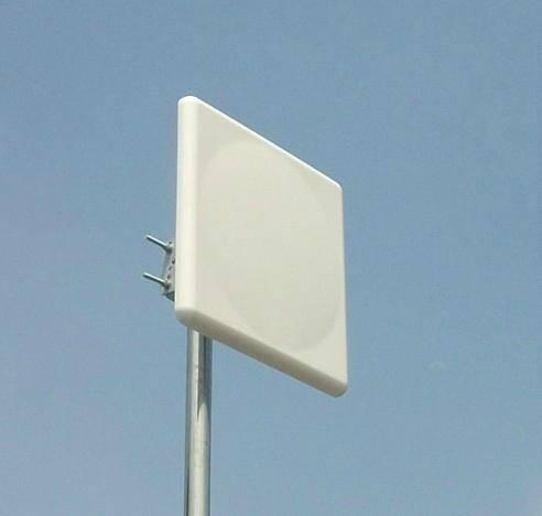 2400-2483MHZ 20dbi long range wlan panel antenna
