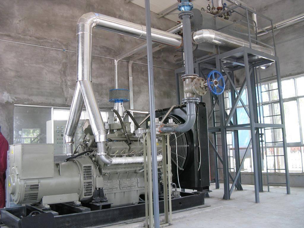 Natural gas generator set, 10kw watercooled, brushless, DC alternator