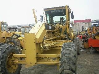 Used Motor grader : Caterpillar 12H,12g,12h,120g,14g,16g,140g,140h;