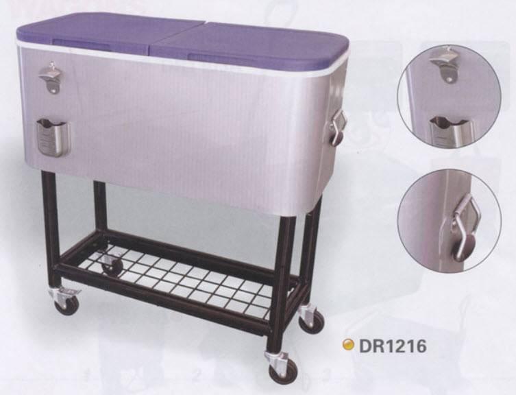 We provide Cooler carts