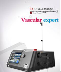 Diode laser for vascular removal,spider veins,VELT,body slimming