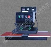Half Automatic Wobble  Double Station  Heat Press Machine