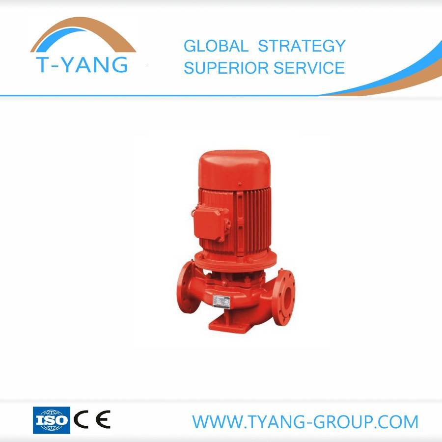 XBD-DL series Multistage Centrifugal Fire-fighting Pump