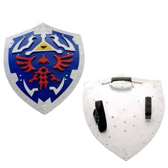 Zelda Shield, Movie Shields,CA Shield, Stark Shield