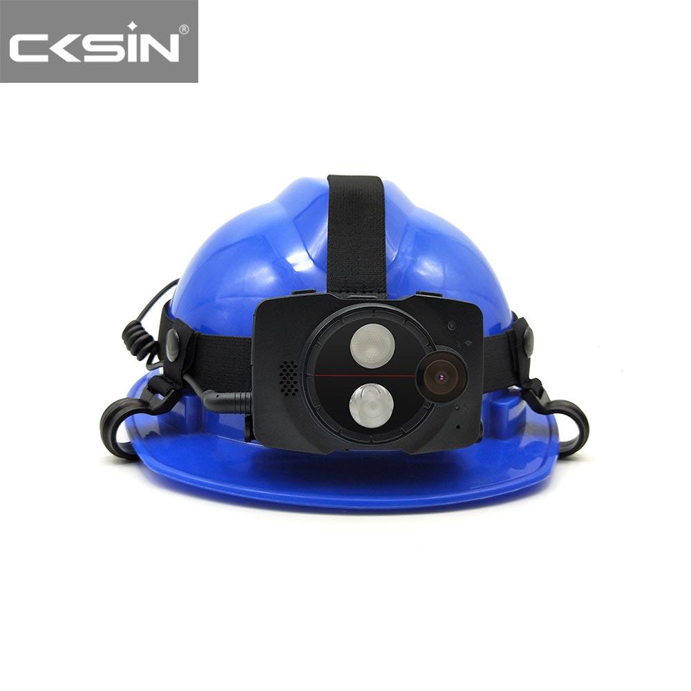 CKSIN 4G helmet camera for coal mine DSJ-T8