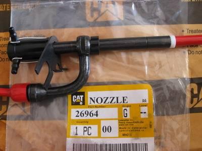 diesel injection parts CAT pencil nozzle