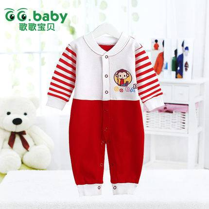 2015 Newborn Baby Clothing Spring Autumn Rompers 100% Cotton for Bebe Boby Jumpsuit Bebe Girl Jumper