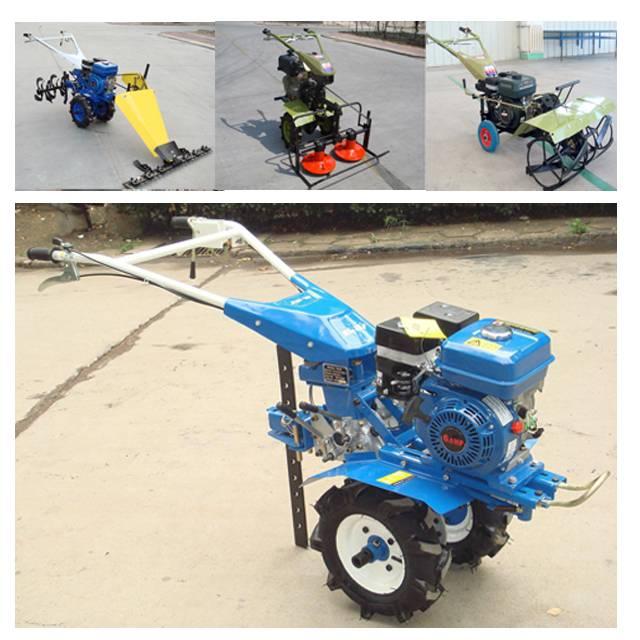 168 Mini-Tiller (HS code 84328090.00) Mini Tiller Cultivator / Tiller / Rotavator