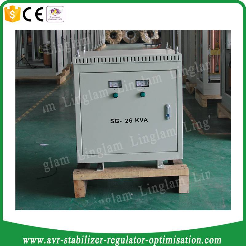 600v to 220v isolated transformer