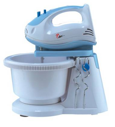 household hand mixer with bowl