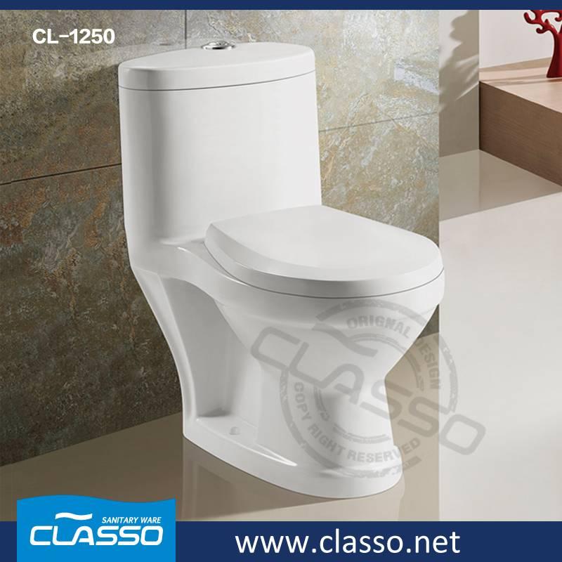 Hotel washdown toilet 4-inch one piece closet (for children) TURKISH BRAND CLASSO CL-1250