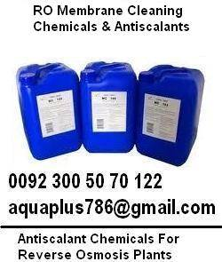 RO Membrane Cleaning Chemicals- Antiscalant 03355070122