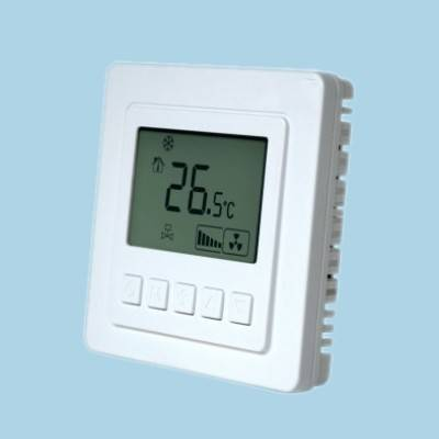 LCD Digital Fan Coil Thermostat(Equal to Johnson T5000)