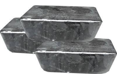Antimony ingot