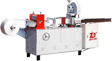 Automatic  Folding Embossed Napkin Paper Machine