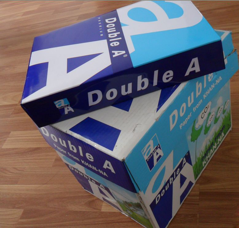 Copy Paper Double A A4 80GSM/75GSM/70GSM