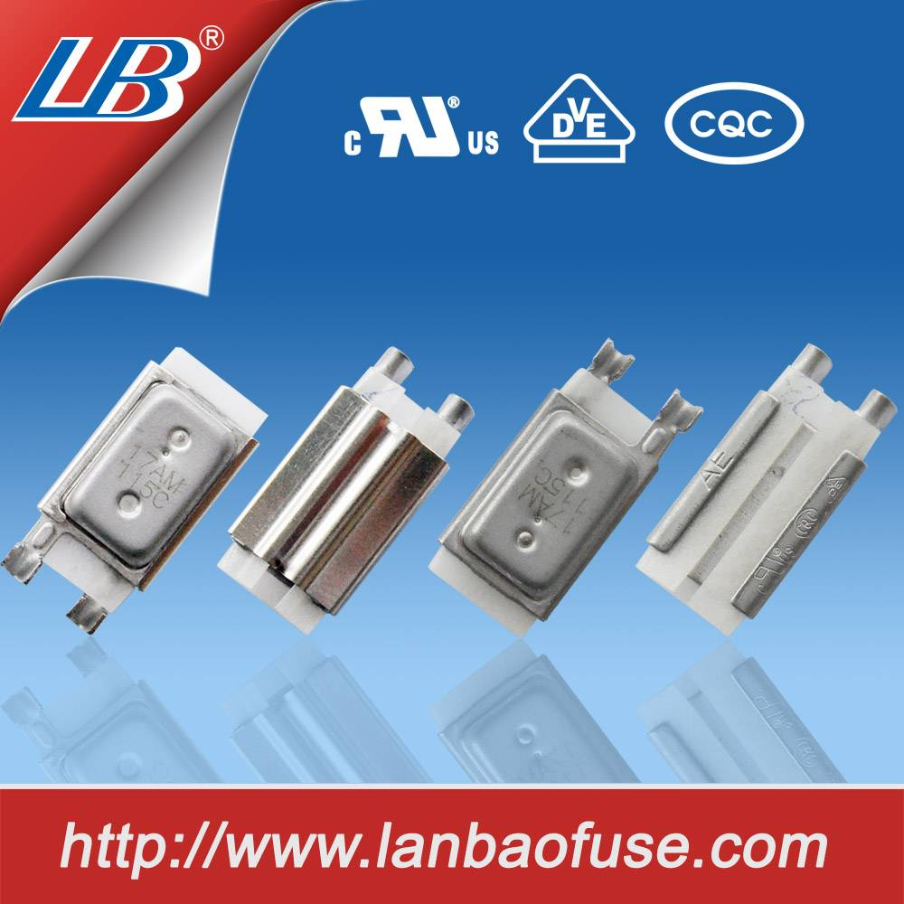 Hot High-tech 17AM Bimetal thermal switch