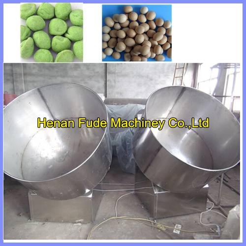 Hot selling Small type flour coated peanut machine