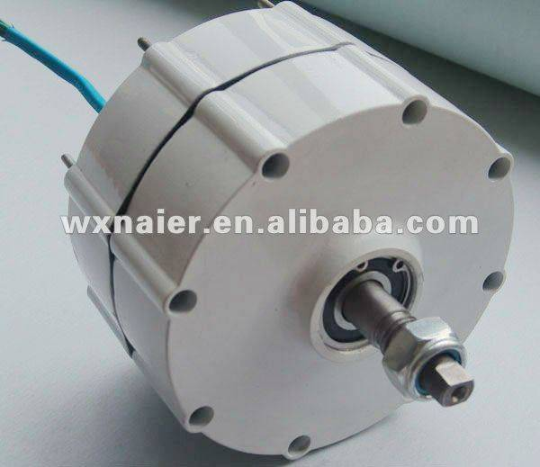 600w -5KW ac rare earth permanent magnet generator
