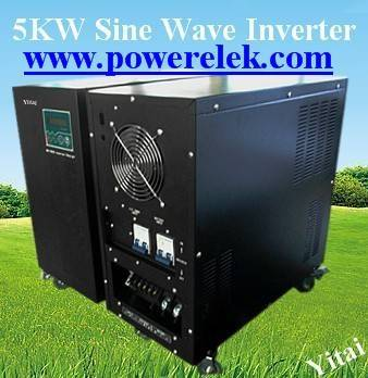 Dc to ac power inverter (1000W-5000W) 100usd