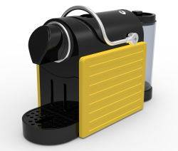 850W Automatic Capsule Espresso Maker