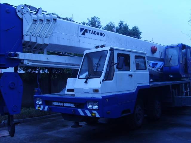 tadano truck hydraulic crane 50t