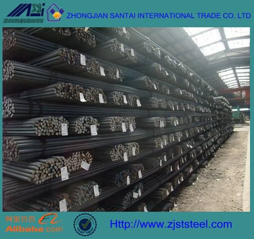 hight quality12mm steel rebar from china supplier