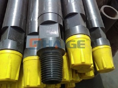 """Flush Joint Drill Pipes, Water Well Drill Pipe 4 1/2"""" 10FT"""