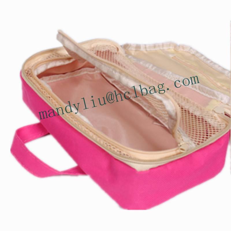 hot cosmetic tote bag