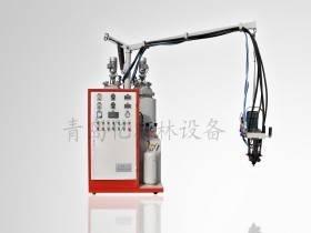 Low Pressure Plastic Product Making Machine for Flexible Poyurethane