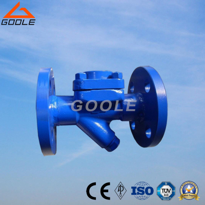 Thermostatic Disc Type Steam Trap