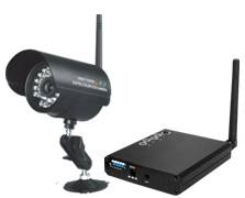 Wireless Security Camera(Weather Proof) 906F