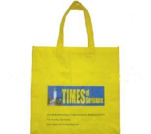 non woven shopping bag laminated bags