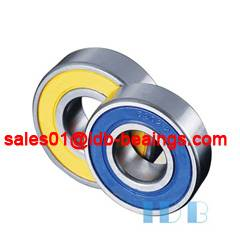Light 6200 Series Single Row Deep Groove Radial Ball Bearings
