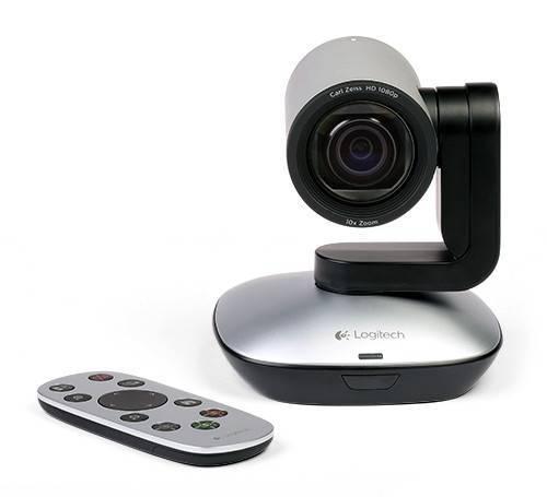 Logitech PTZ Pro Camera Webcam Videocam