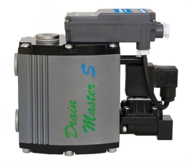 Drain master S - Auto drain trap with a solenoid valve