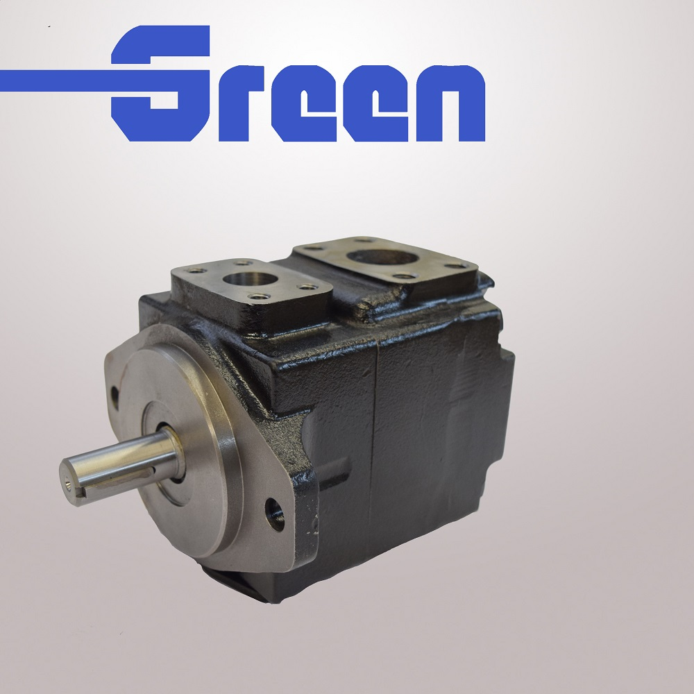 2018 version pumping machine Denison T6 T7 series hydraulic vane pump