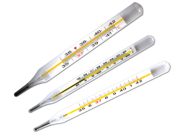 Traditional Thermometer, Armpit Use, M